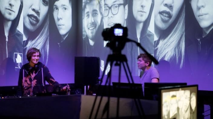 Harry Klein, sie übertragen DJ-Sets ins Internet