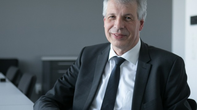 Andreas Zapf, LGL-Chef, Landesamt für Gesundheit und Lebensmittelsicherheit, Veterinärstraße 2, Oberschleißheim
