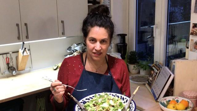 """Nirit Sommerfeldt, Grafing, macht """"Kochen mit Nirit"""""""