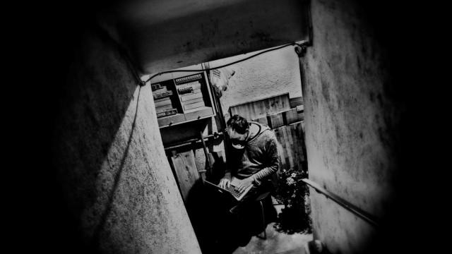 """Künstlergruppe """"Die Bekenner"""", Kunst in Zeiten von Corona Werner Bauer Fotograf Thomas Neumaier (Kunstpreisträger der Stadt Ebersberg/Arkadien-Festival) Peter Kees"""