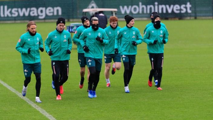 SV Werder Bremen Training Sonntag / 23.02.2020, wohninvest Weserstadion, Bremen, SV Werder Bremen Training Sonntag, DFL