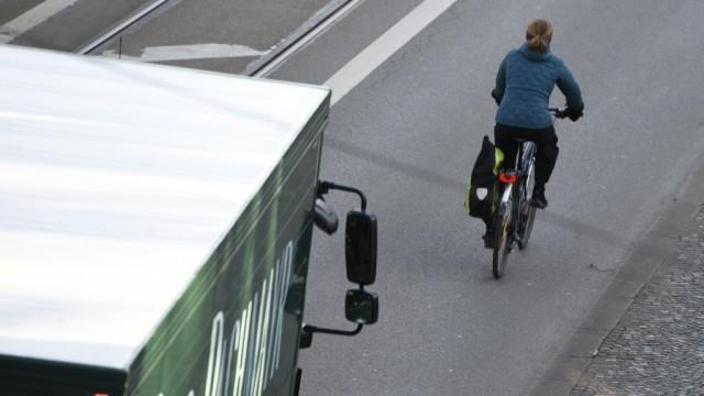 Radfahren München Neue Straßenverkehrsordnung