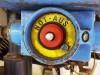 Not Aus Schalter an einer Maschine Deutschland emergency switch Germany BLWS462005 Copyright xbli