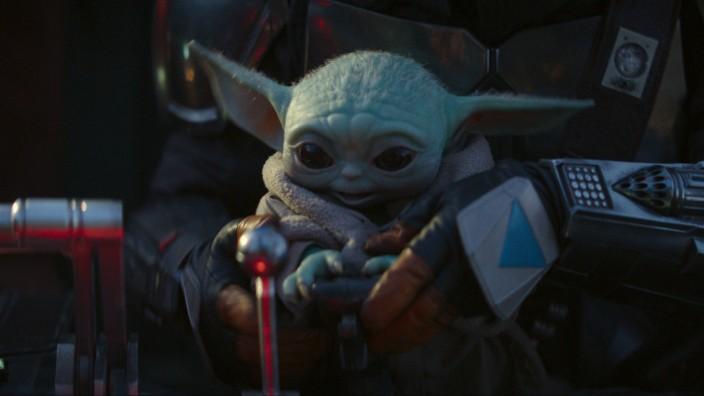 "Streamingdienst Disney+ zeigt ´The Mandalorian"""