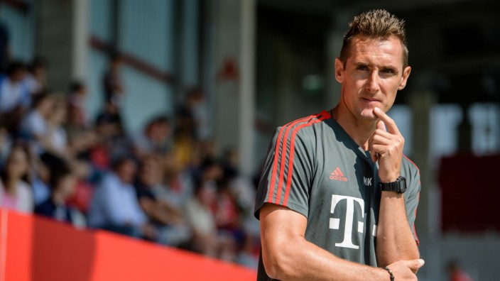 Bayern München - Miroslav Klose