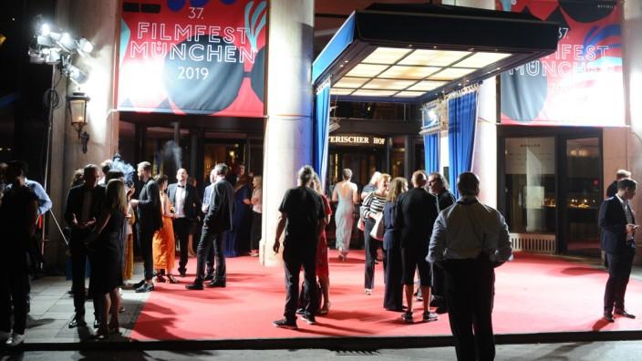 Eröffnung des Münchner Filmfests, 2019