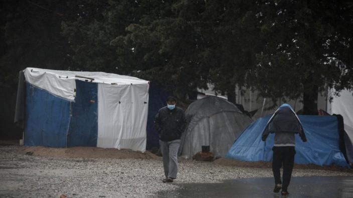 Deutschland nimmt 50 minderjährige Flüchtlinge auf