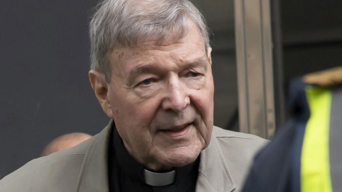 Kardinal Pell vom Vorwurf des sexuellen Missbrauchs freigesproche
