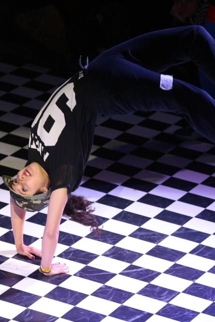 Streetdance-Festival in München, 2015