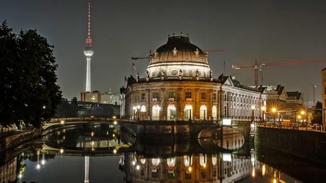 Stiftung preußischer Kulturbesitz Berliner Museen