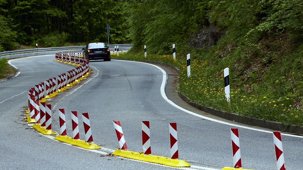 Bayern: Weniger Unfälle und Kriminalität