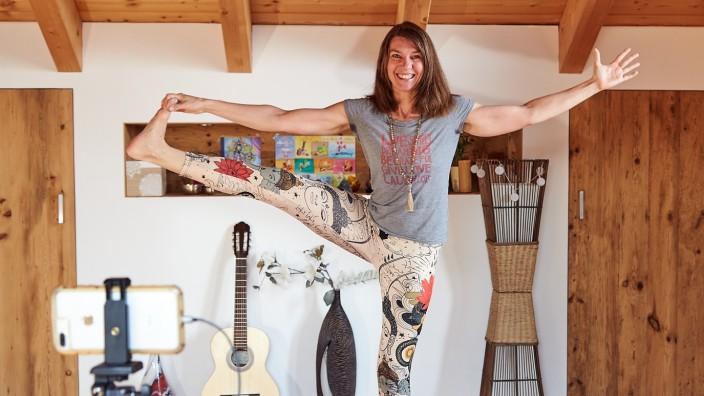 Yoga Michaela Schötz