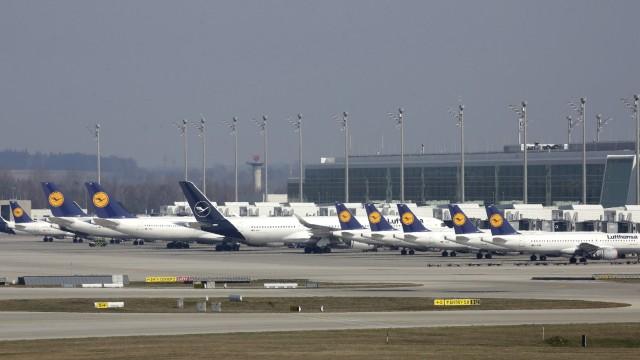 Flughafen München, 2020