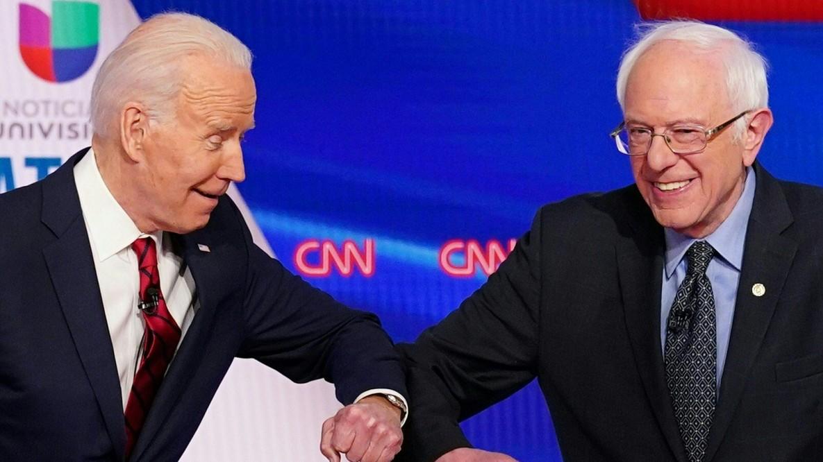 US-Wahl: Sanders gibt auf, Biden kandidiert gegen Trump