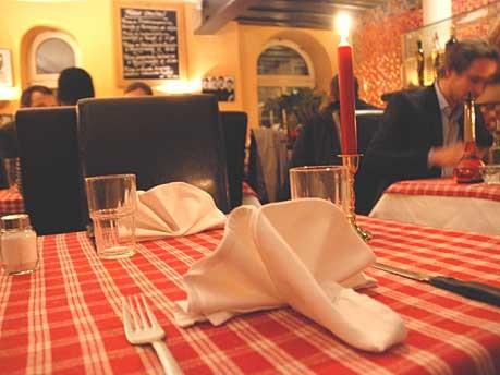 Italienisches Restaurant La Baia Haidhausen
