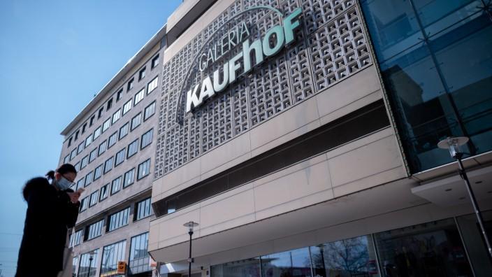 Coronavirus - Galeria Karstadt Kaufhof stoppt Mietzahlungen