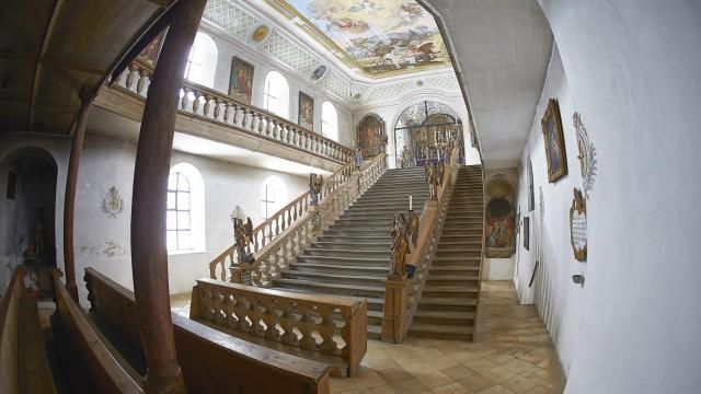 Kalvarienberg Kalvarienbergkirche heilige Stiege