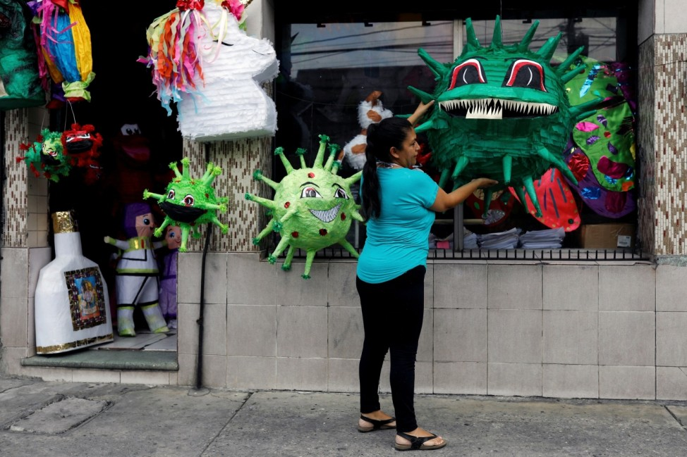 Outbreak of the coronavirus disease (COVID-19), in Guatemala City