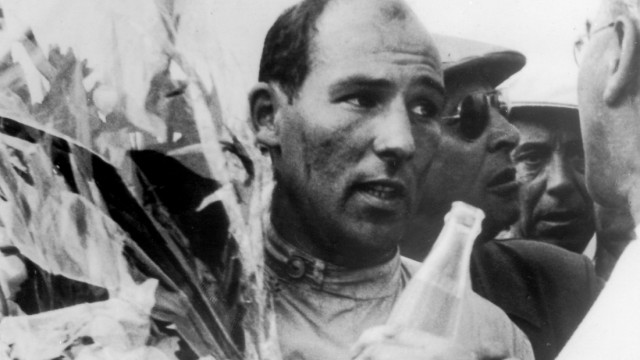 Britische Motorsportlegende Sir Stirling Moss gestorben