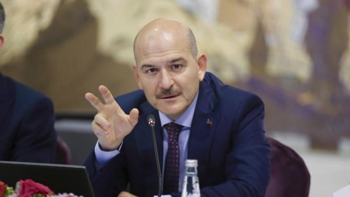 Türkischer Innenminister Soylu