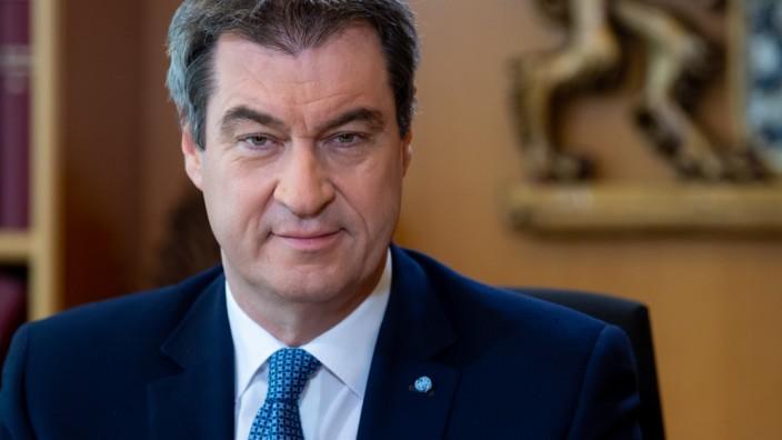Osteransprache von Ministerpräsident Söder