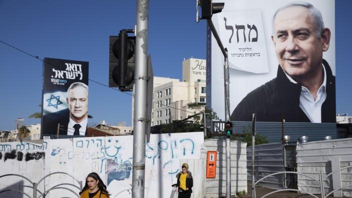Regierung Israel
