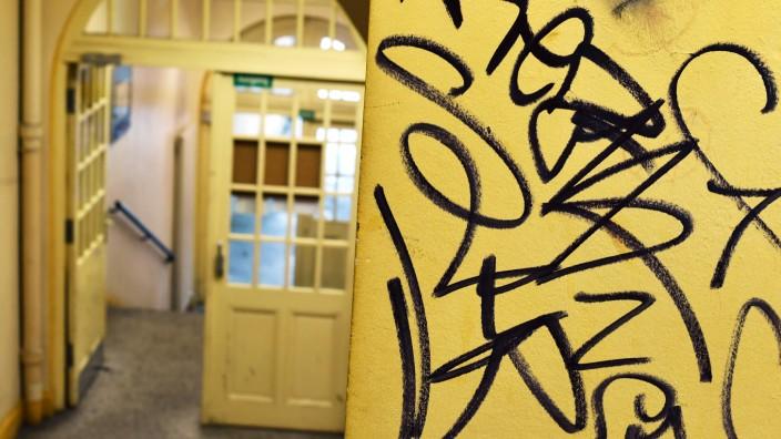 Vandalismus Schule Berlin