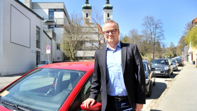 Tutzing: Ambulante Krankenpflege , Leiter Armin Heil