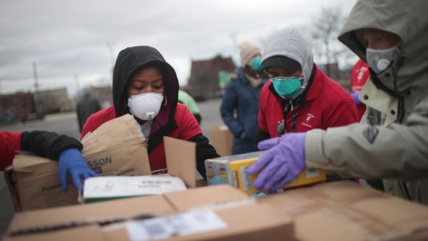 Project C.U.R.E. Holds PPE Drive For Medical Professionals On Front Lines Of Fight Against Coronavirus