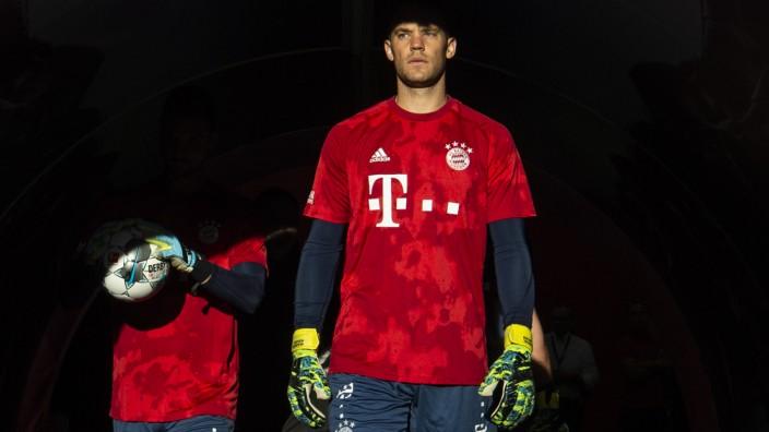 Manuel Neuer: Bayern-Torwart Manuel Neuer.