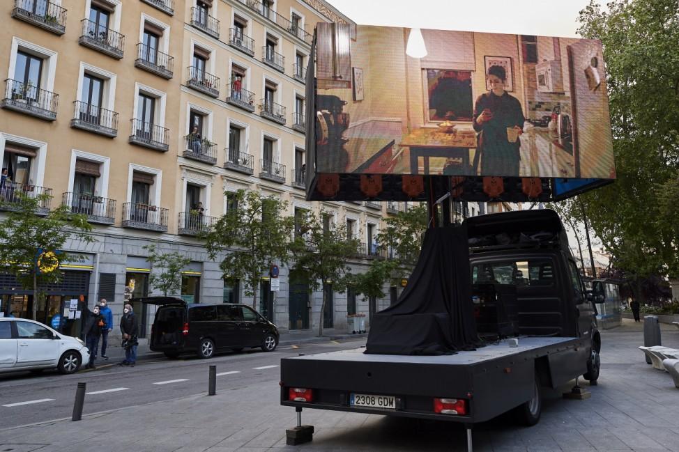 BESTPIX - Amazon Prime Video Free Screening During Quarantine In Madrid