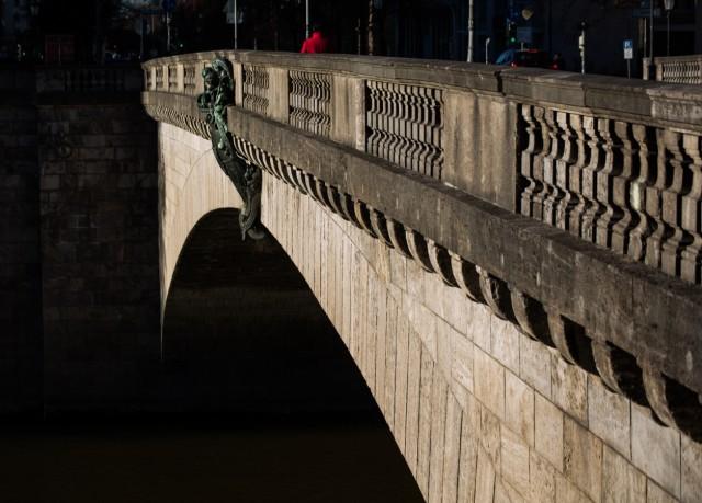 München: Schmuckfoto, München, Luitpoldbrücke