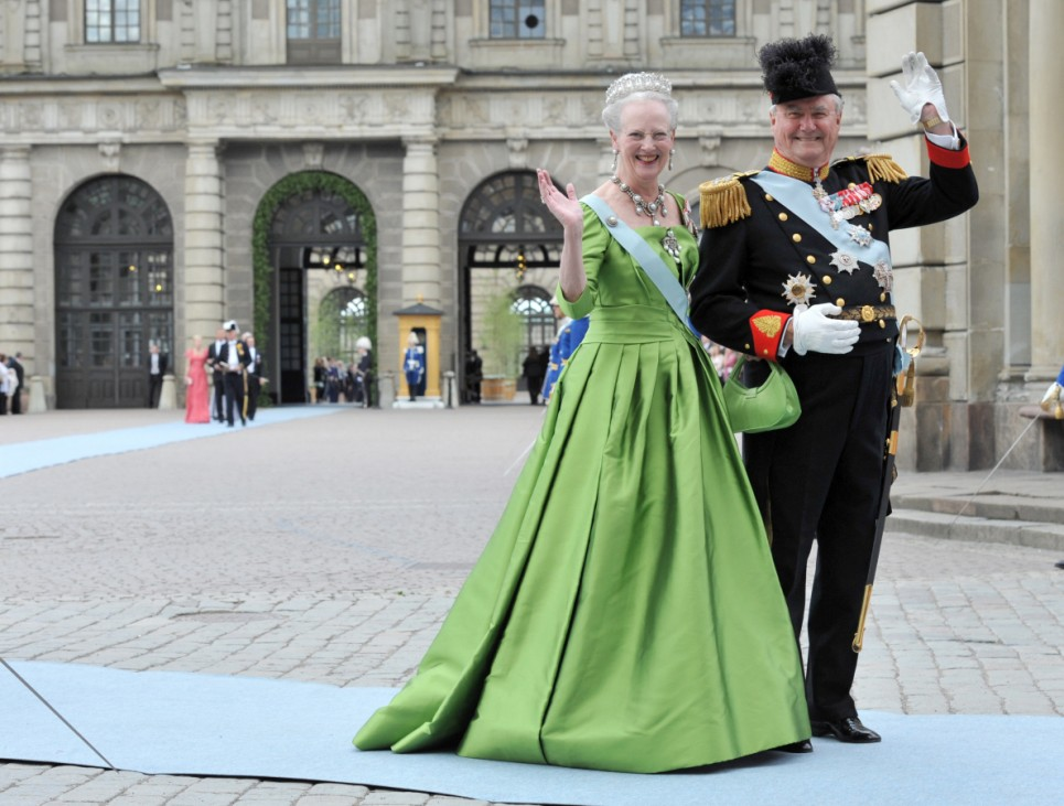 Königin Margrethe II. wird 80