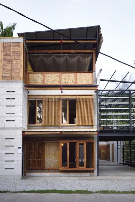 Bauen mit Bambus