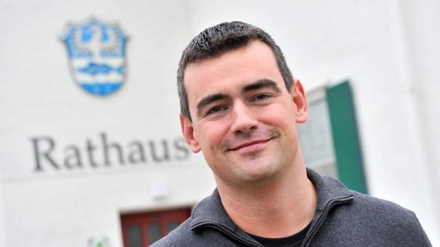 Utting CSU BM Kandidat Florian Hoffmann