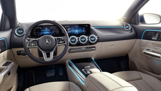 Mercedes-Benz GLA 2019  Mercedes-Benz GLA 2019