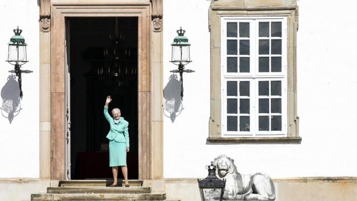 Dänemarks Königin Margrethe II. wird 80 Jahre alt