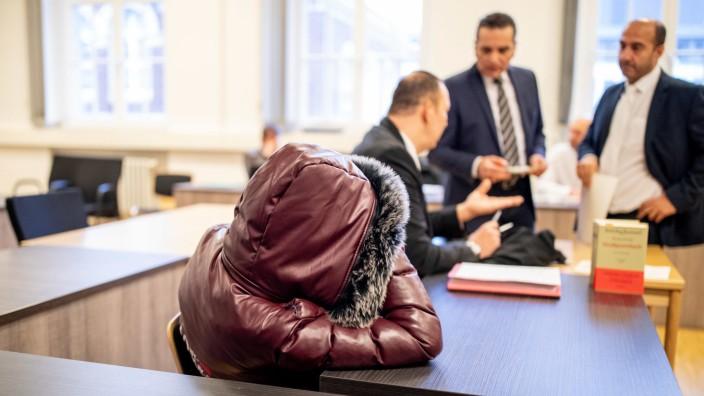 Urteil im Fall um eine Gruppenvergewaltigung
