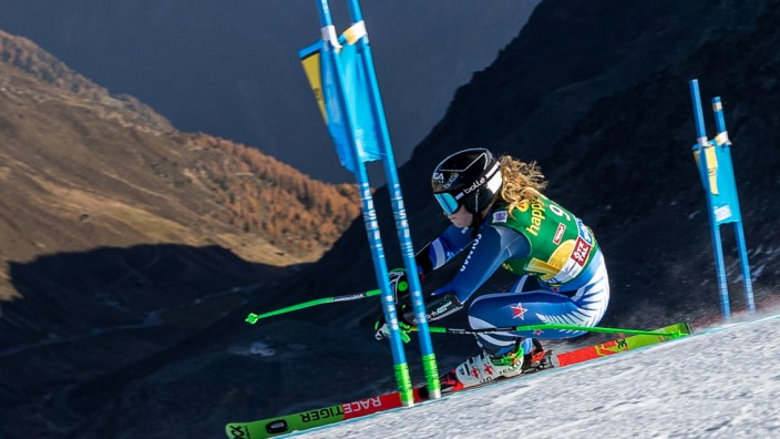 AUT, FIS Weltcup Ski Alpin, Sölden 26.10.2018, Rettenbachferner, Sölden, AUT, FIS Weltcup Ski Alpin, Riesenslalom, Damen