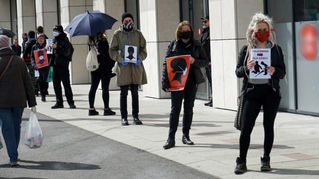 Coronavirus - Proteste in Polen