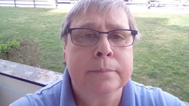 Einsam während der Corona-Krise: Christine Kloss