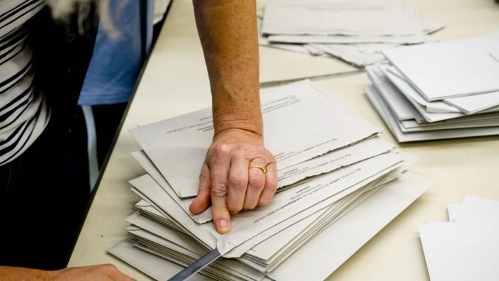 Wahlfeatures - Stimmenauszählung
