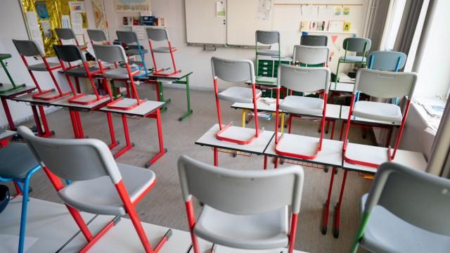 Coronavirus - Schulen in Berlin geschlossen