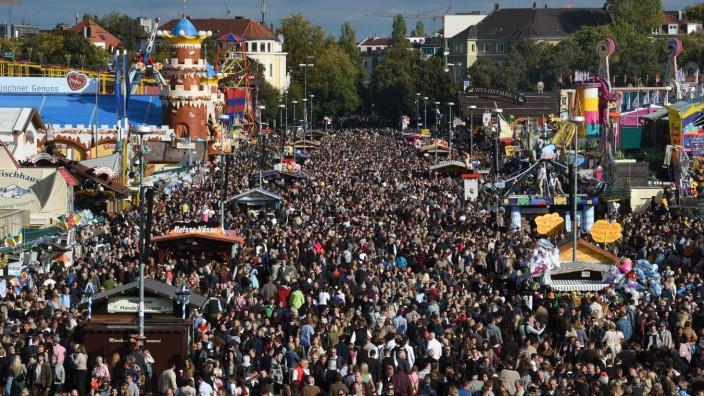GERMANY - OKTOBERFEST - BEER - FESTIVAL