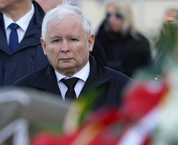Ten years since crash of Polish presidential jet in Russia.