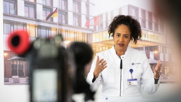 Coronavirus - Studienstart am UKE mit Ebola-Medikament Remdesivir