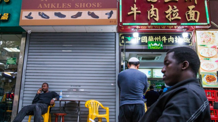 Somali Refugees And Businessman in China Wait for Peace Back Home