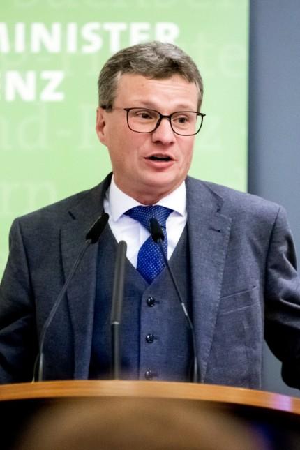 Bayerns Kunstminister Bernd Sibler