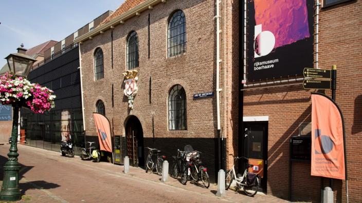 Reijksmuseum Boerhaave