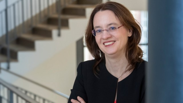 Michèle Tertilt für das Montagsinterview in der Wirtschaft am ET 20.4.2020